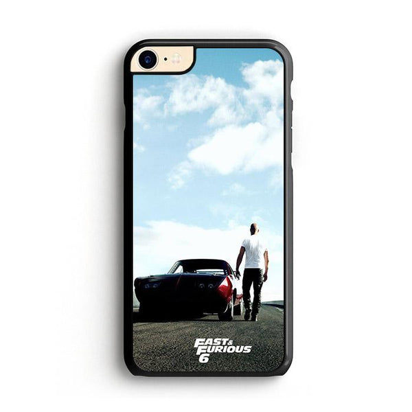 Fast And Furious Six Toretto Van Diesel iPhone 7 Case | Miloscase