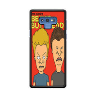 Beavis And Butt Head Mtv Classic_ Samsung Galaxy Note 9 Case