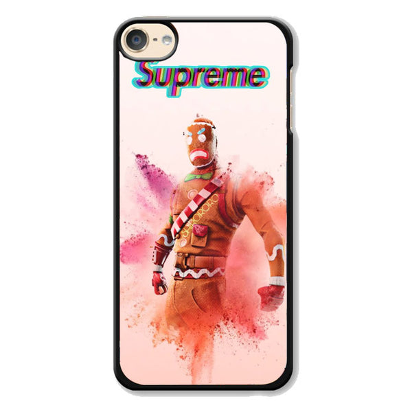 Fortnite Gingerbread Skins Hypebeast iPod 6 Case