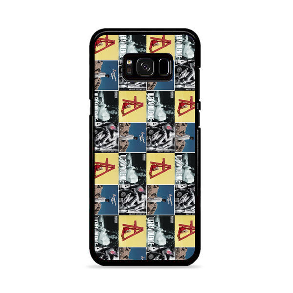 Billie Eilish And Lana Del Rey Album_ Samsung Galaxy S8 Case