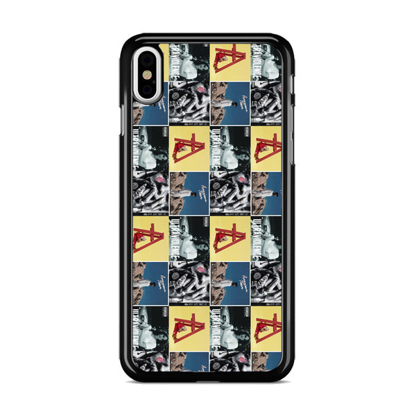Billie Eilish And Lana Del Rey Album_ iPhone XS Max Case