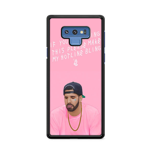 Drake Cry If Youre Reading Samsung Galaxy Note 9 Case