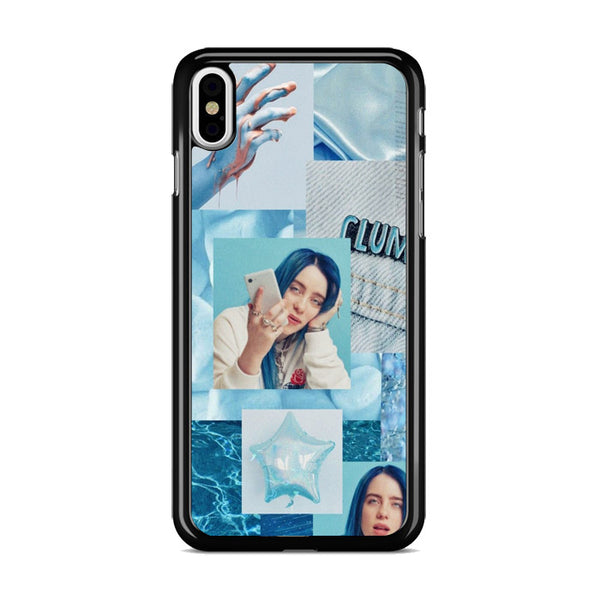 Billie Eilish Blue Tosca_ iPhone XS Max Case
