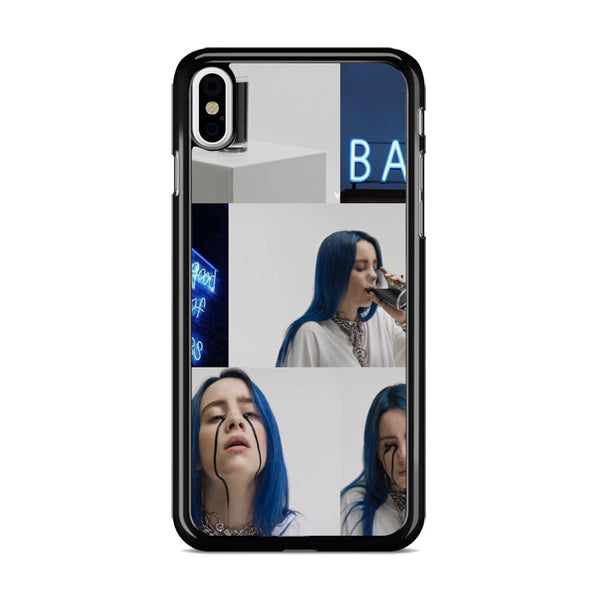 Billie Eilish Clip_ iPhone X Case