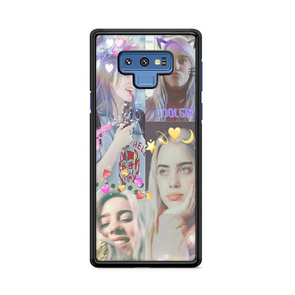 Billie Eilish Collage Prince_ Samsung Galaxy Note 9 Case