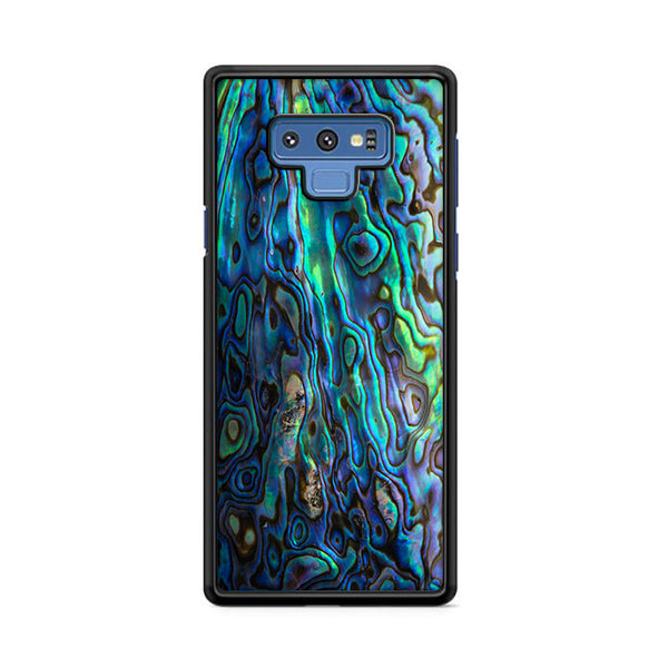 Liquid Abalon Abstract Artwork Samsung Galaxy Note 9 Case