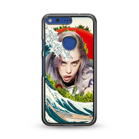 Billie Eilish Japan Waves_ Google Pixel XL Case