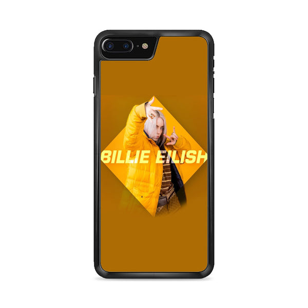 Billie Eilish Yellow Cool Teen Girl_ iPhone 8 Plus Case