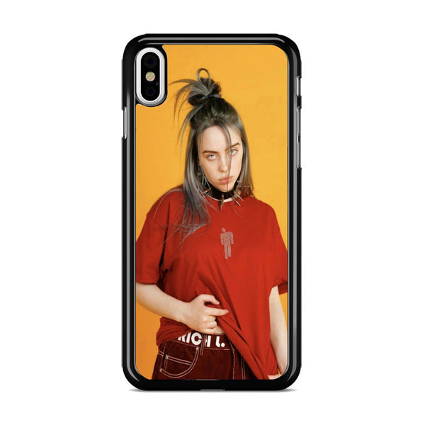 Billie Eilish Youth And Dangerous_ iPhone XS Max Case