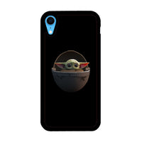 Baby Yoda Art iPhone XR Case