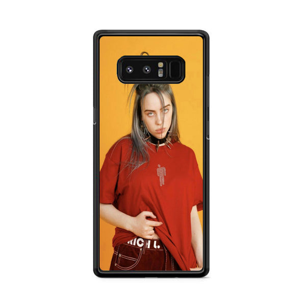 Billie Eilish Youth And Dangerous_ Samsung Galaxy Note 8 Case