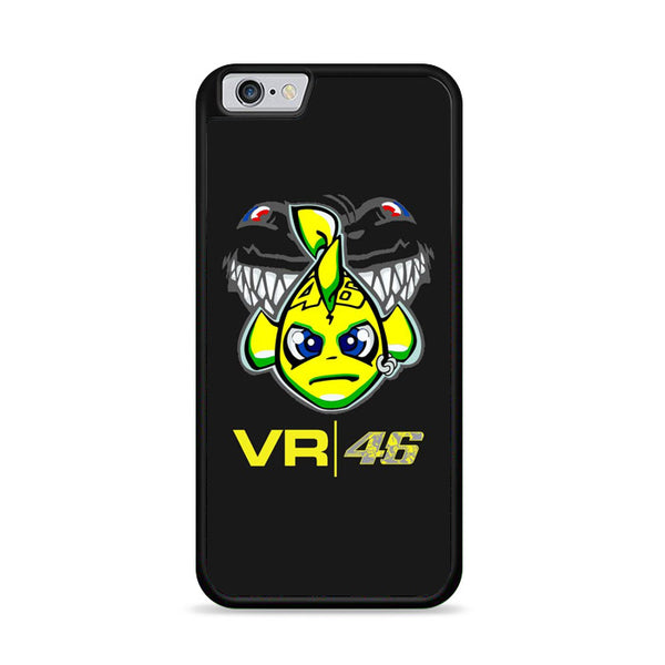 Vr 46 Black Shark Wallpaper iPhone 6 Plus|6S Plus Case