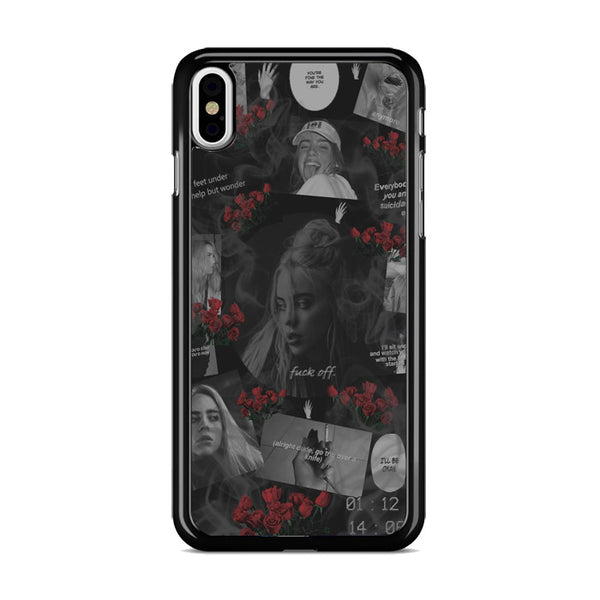 Billie Ellis History_ iPhone XS Case