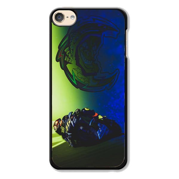 Vr 46 Moon The Doctor Logo iPod 6 Case