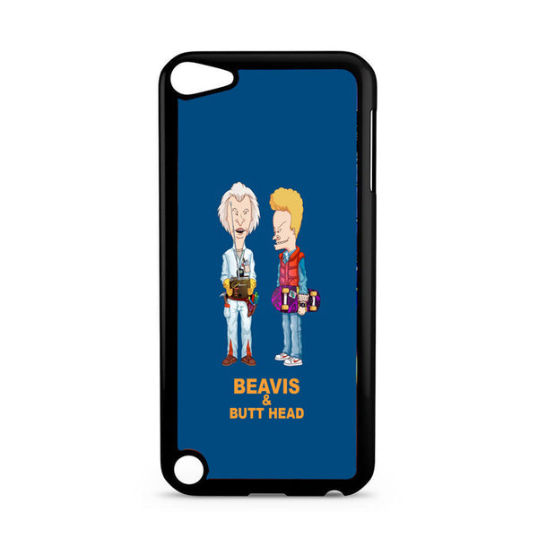 Beavis And Butt Head Back To Future iPod 5 Case