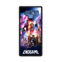 Endgame Avangers Final Samsung Galaxy Note 9 Case