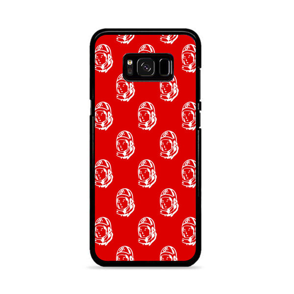 Billionare Boys Club Red Background_ Samsung Galaxy S8 Case