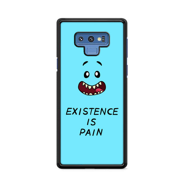 Existance Is Pain Smiley Samsung Galaxy Note 9 Case