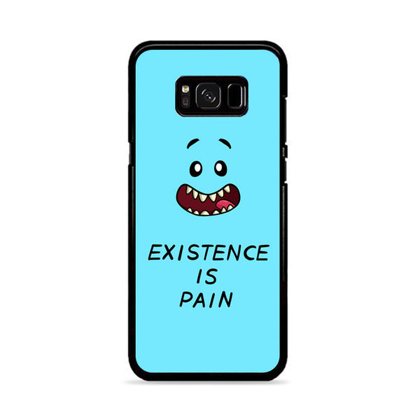 Existance Is Pain Smiley Samsung Galaxy S8 Case