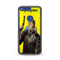 Cyberpunk 2077 Poster Pc Games 2020 Google Pixel Case