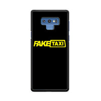 Fake Taxi Fans Club Present Samsung Galaxy Note 9 Case