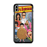 Bobs Burgers Family Cook_ iPhone X Case