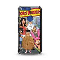 Bobs Burgers Family Cook_ Google Pixel Case