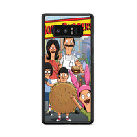 Bobs Burgers Family Cook_ Samsung Galaxy Note 8 Case