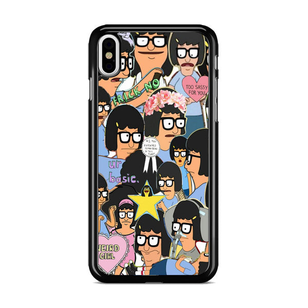 Bobs Burgers Girls_ iPhone XS Case