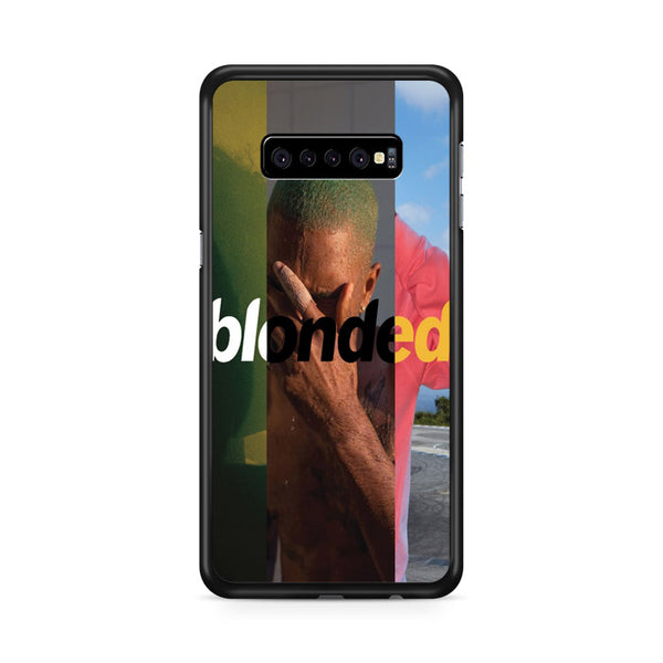 Blonded Photo Collages Frank Ocean Samsung Galaxy S10e Case