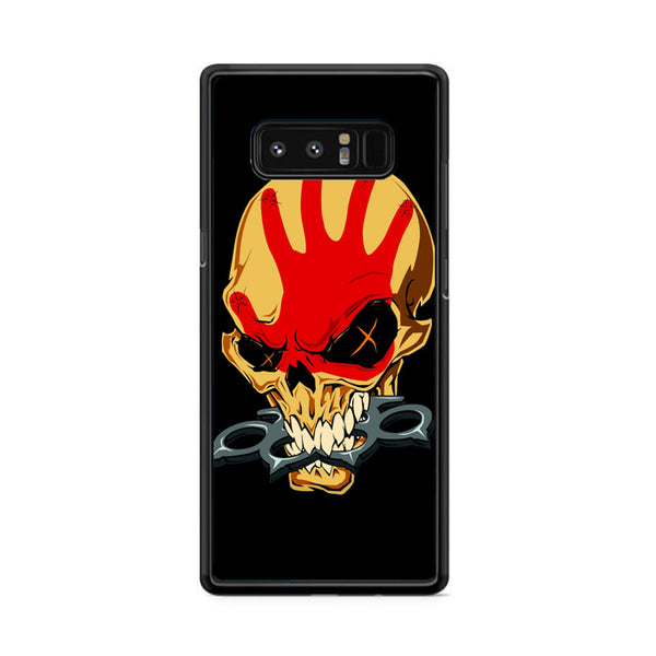 Five Fingers Death Punch Skull Head Samsung Galaxy Note 8 Case