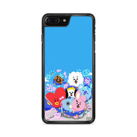 Bt21 Beach Party iPhone 8 Plus Case
