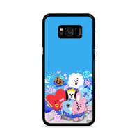 Bt21 Beach Party Samsung Galaxy S8 Plus Case