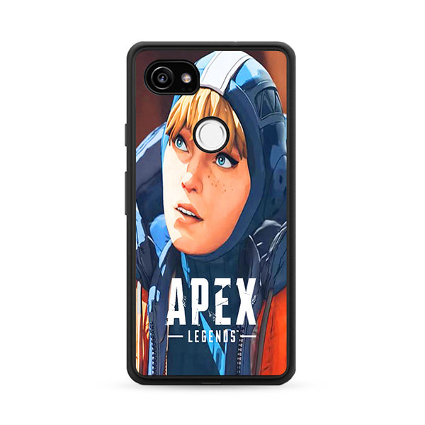 Wattson Apex Legends Painting Art Google Pixel 2 XL Case | Miloscase