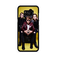 Five Sos Band Samsung Galaxy S8 Plus Case