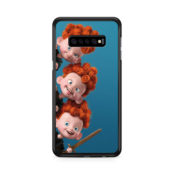 Brave The Triplets Peekaboo Samsung Galaxy S10e Case