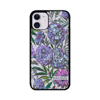 Vera Bradley New Pattern Lavender Meadow iPhone 11 Case