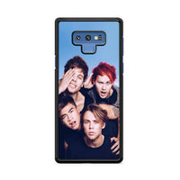 Five Sos Personel Samsung Galaxy Note 9 Case