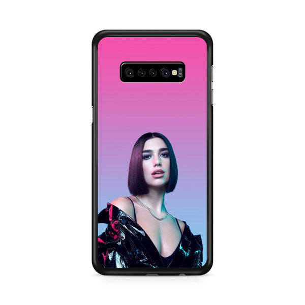 Dua Lipa Ombre Color Wallpaper Samsung Galaxy S10e Case