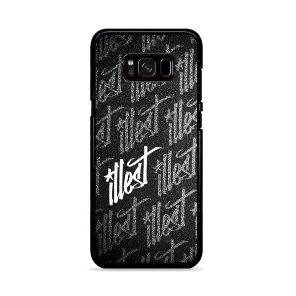 Illest Chalk Wallpaper Samsung Galaxy S8 Plus Case