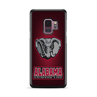 Elephant Alabama Crimson Tide Samsung Galaxy S9 Plus Case