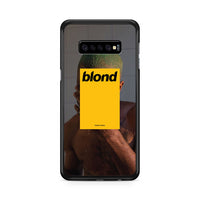 Frank Ocean Yellow Blond Rap Hip Hop Music Samsung Galaxy S10e Case