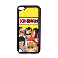 Bobs Burgers Cartoon iPod 5 Case
