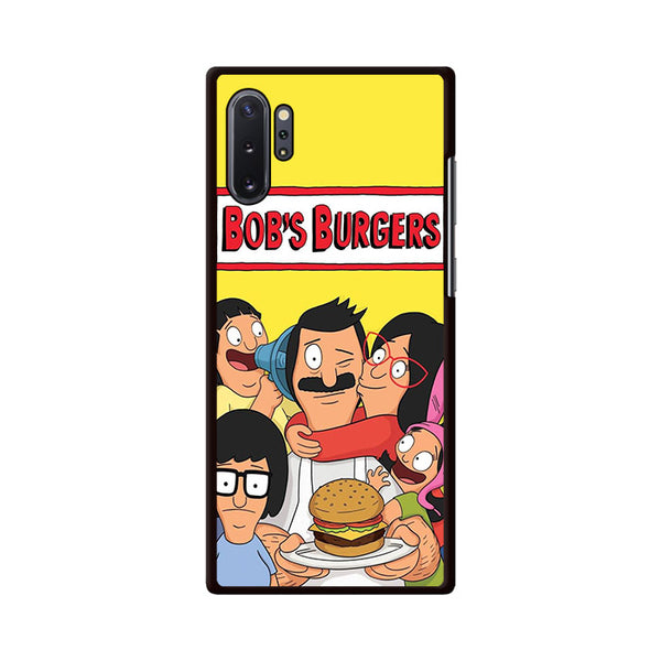 Bobs Burgers Cartoon Samsung Galaxy Note 10 Plus Case
