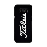 Titleist Illest Carbon Wallpaper Samsung Galaxy S8 Plus Case