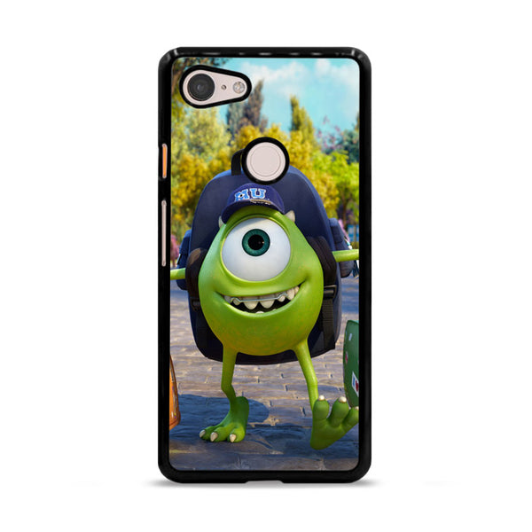 Mike Wazowski First Day In Monster University Google Pixel 3 XL Case