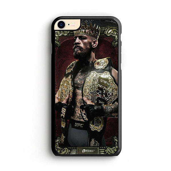 king notorius conor mcgregor ufc iPhone 8 Case
