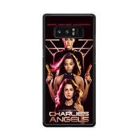 Charlies Angels V 2020 Poster Samsung Galaxy Note 8 Case