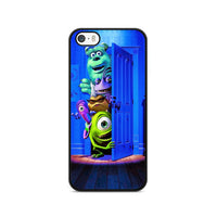 Monster Inc Door iPhone 5|5S|SE Case