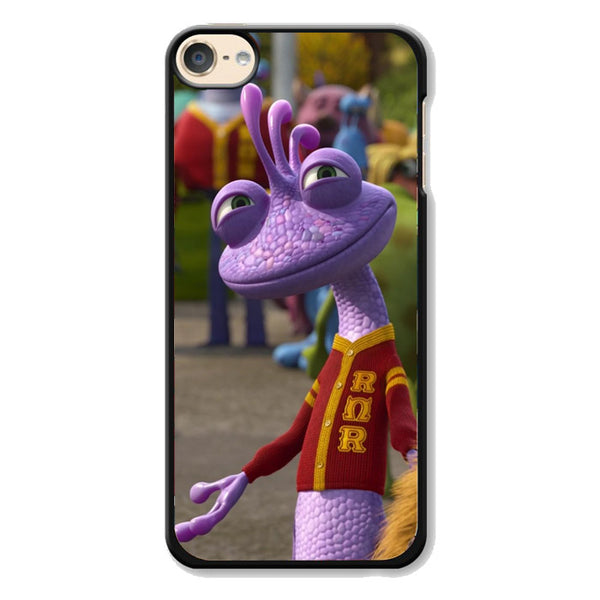 Randall Boggs In Monster Inc University iPod 6 Case